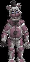 CTW Funtime Freddy (full body transparent)