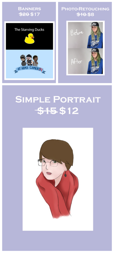 Winter Sale Page 3 by kerichoi