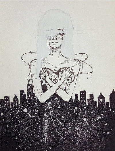 Broken Heart by KevRisa