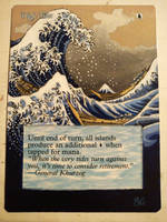 High Tide - Hokusai by BGaltered