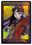 Yukiko - foil swamp by BGaltered