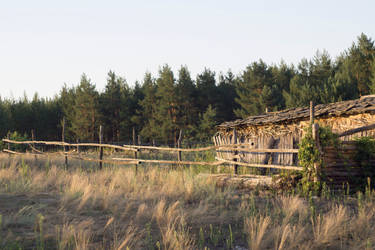 Abandoned countryside by NikiVan