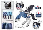 Moodboard Pony Adopt [CLOSED] Quil!