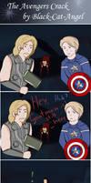 The Avengers comics