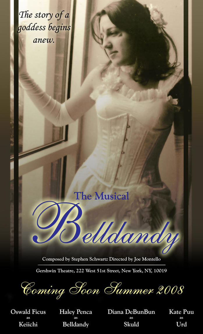 .:Belldandy the Musical:. by Dawnrie