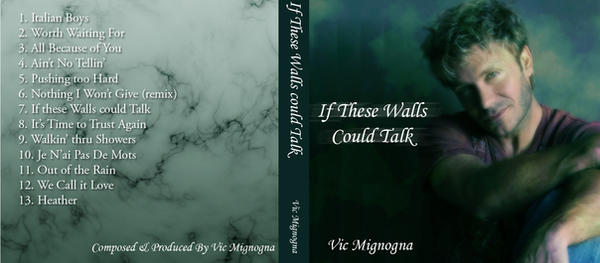 .:Vic MignognaCd:. by Dawnrie