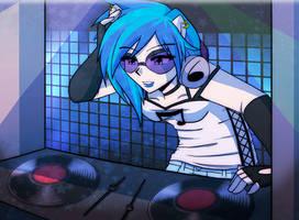 .:MLP VinylScratch:. by Dawnrie