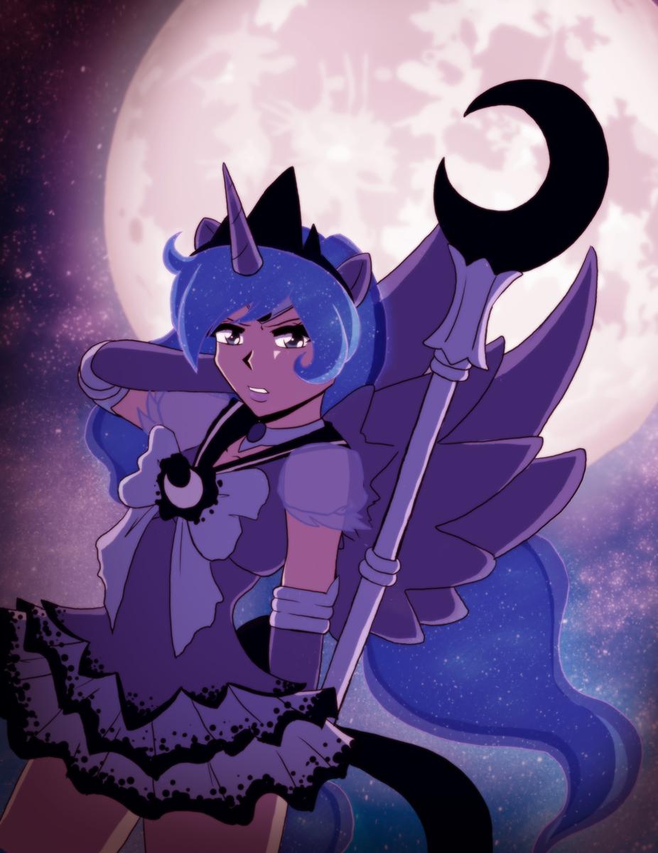 .:MLP Sailor Luna:. by Dawnrie on DeviantArt
