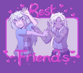 .:YGO Best Friends:.