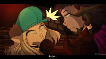 .:FFXIV Potato:.
