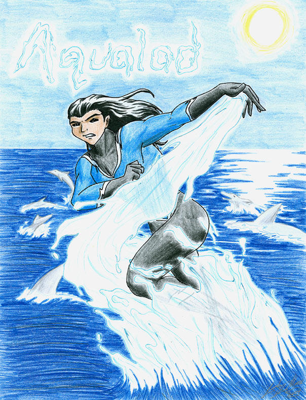 Teen Titans: Aqualad by Linake