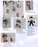 Linake's Anime Con Totebag by Linake