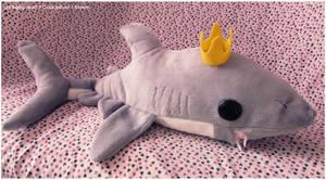 :: Mako Shark Plush ::
