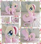 ::My Little Pony Fluttershy Plush With Socks::