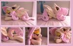 :: My Little Pony Flutterbat Beanie Plush ::