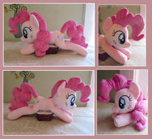 :: My Little Pony Pinkie Pie Plush Beanie :: by Fallenpeach