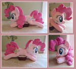 :: My Little Pony Pinkie Pie Plush Beanie :: by Fallenpeach