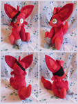 :: Five Nights At Freddy's Foxy Plushie 4 ::