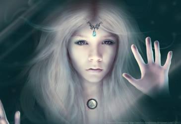 Trapped Mermaid by Pandora-Desdemona