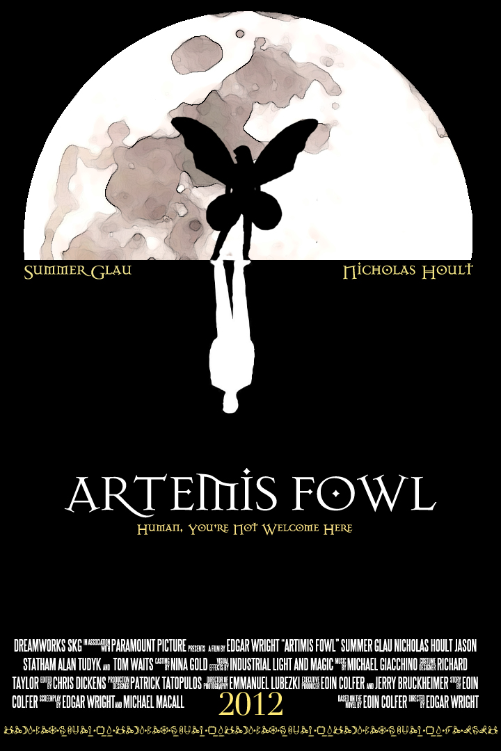 artemis fowl movie cast