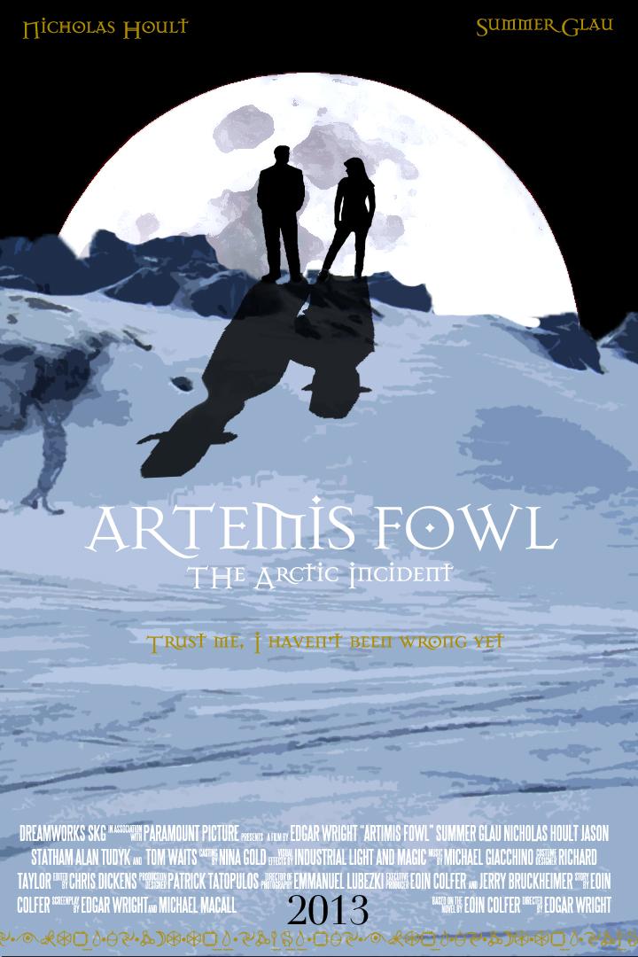 artemis fowl movie poster 2 by vanishing446 on deviantart