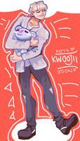 Namjoonandkoya by WooJii