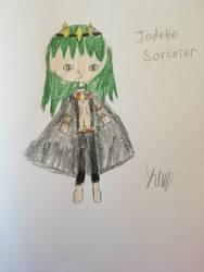 Jadette Sorcerer by WarriorCatLillyheart