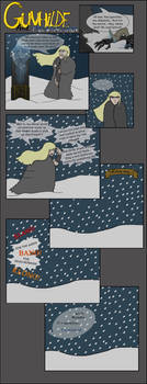 Gunhilde and Frostmourn