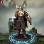 Hero Forge Fantasy Northen Warrior