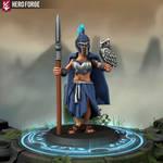 Hero Forge Athena