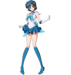 Fanedit Super Sailor Mercury