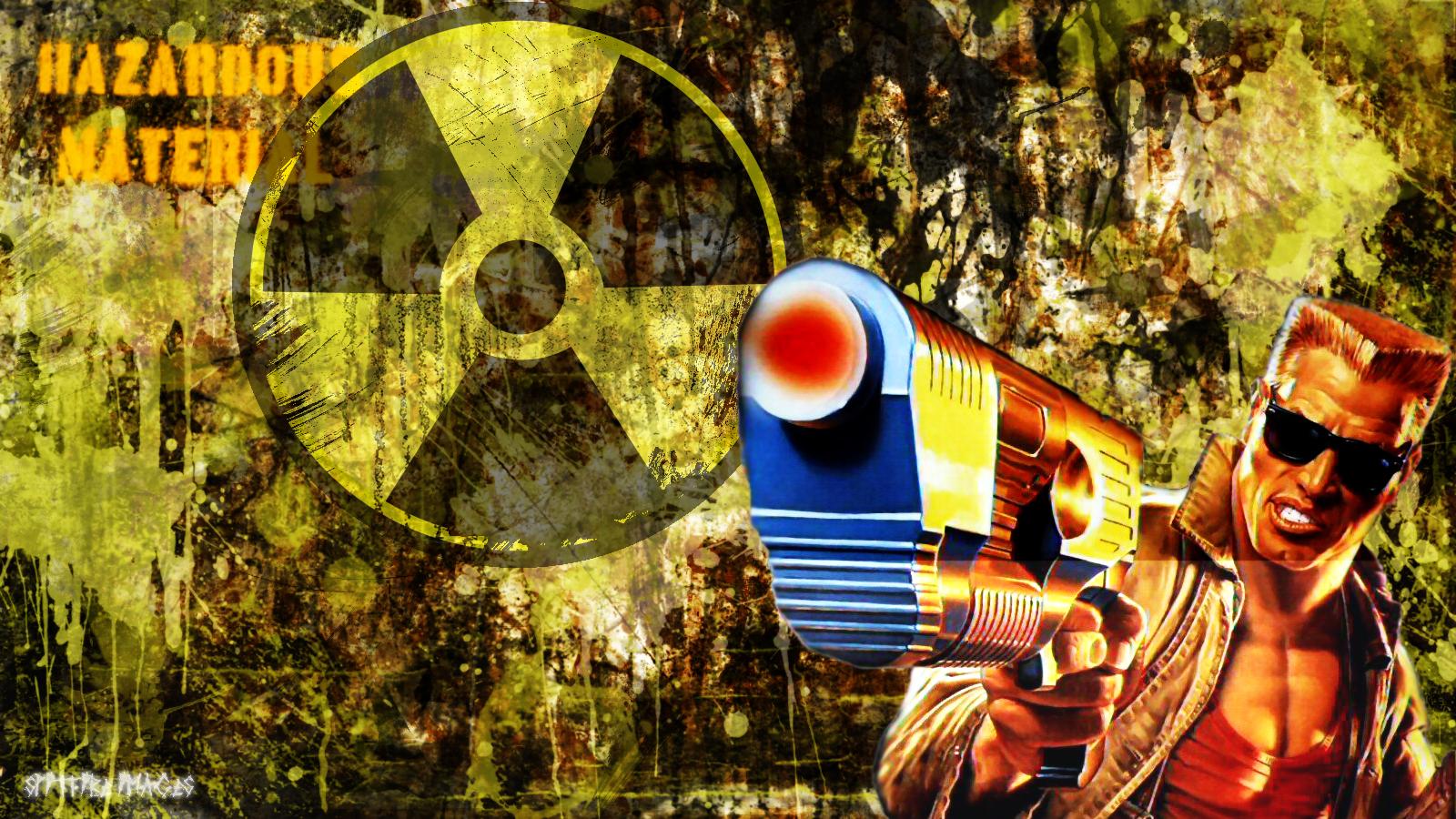 Duke Nukem Wallpaper By Spitfire666xXxXx