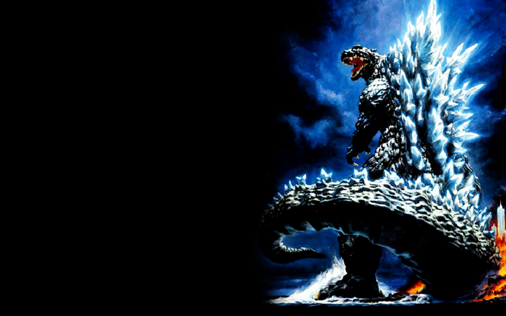 Godzilla Wallpaper 6 by ~Spitfire666xXxXx on deviantART