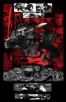 Ninja Turtles:  The Final Battle by Spitfire666xXxXx