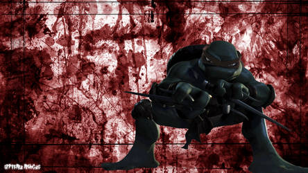 Movie Raph Widescreen Wall by Spitfire666xXxXx