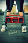 music is my boyfriend by Chibasenka