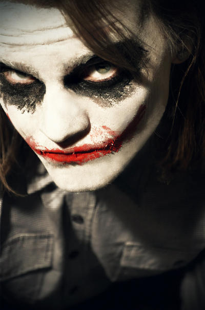 joker I by Chibasenka - Joker Resimleri