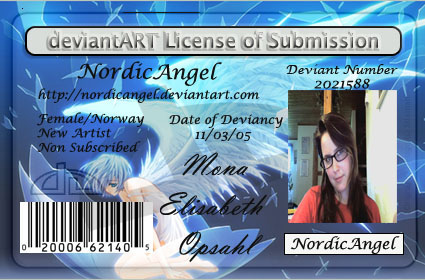 NordicAngel's Profile Picture