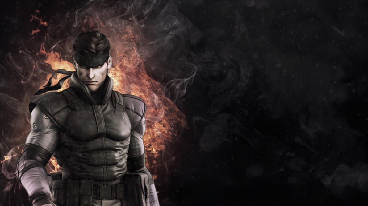 Solid snake wallpaper full hd by darklmx on deviantart solid snake wallpaper full hd by darklmx voltagebd Choice Image