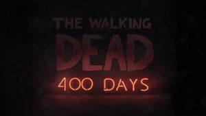 The Walking Dead 400 Days - Wallpaper