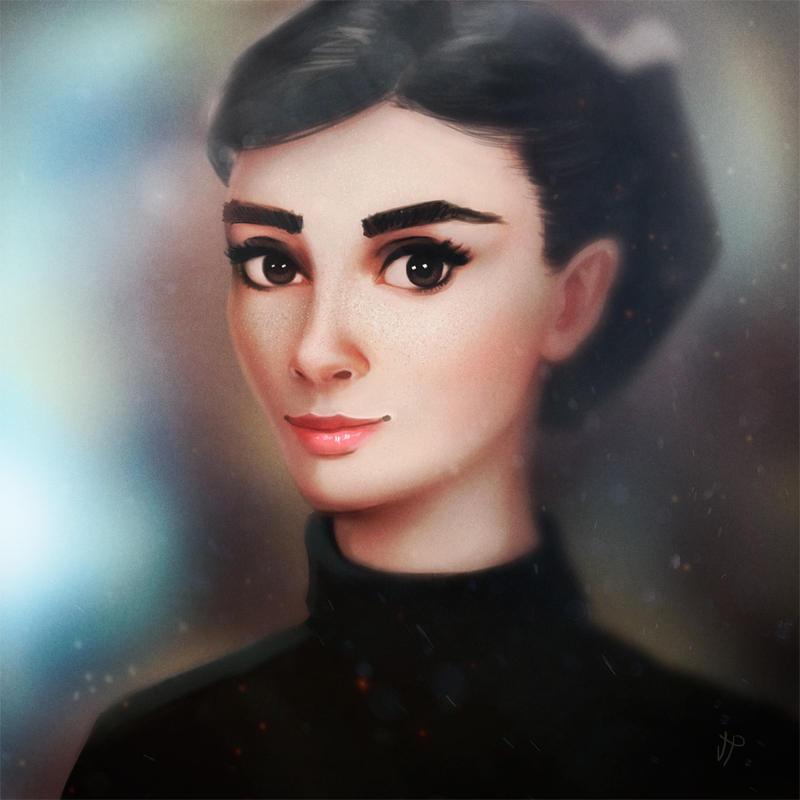 Audrey by valpos