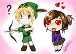 Robin Hood, NOT Link XD