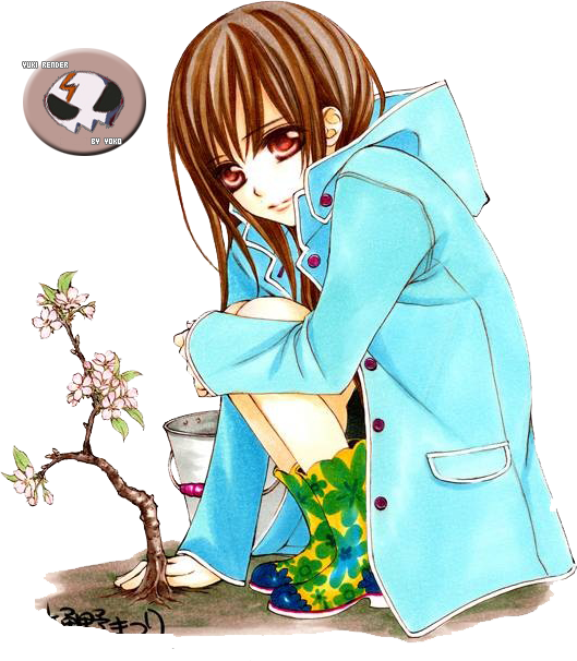 Image Yuki Abilities Png: Yuki Cross Render By Alipuccia On DeviantArt