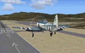 Sea Fury MFSX Textures 3