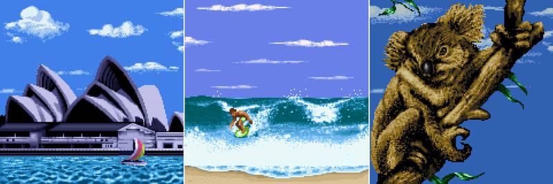 Mario is Missing (SNES) hand-drawn pixel art