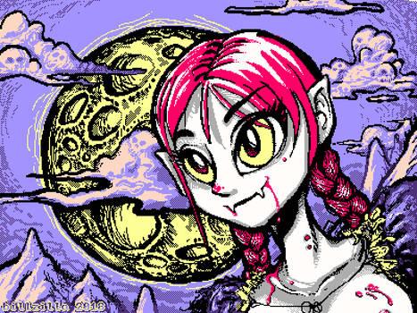 Atria - New PIXEL Vamp! by Billified