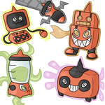 Five New Rotom Forms