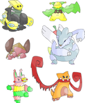 Fakemon Collection
