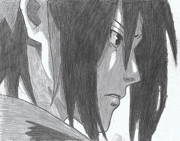 Sasuke Uchiha by ScreamAngel