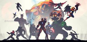 Avengers.
